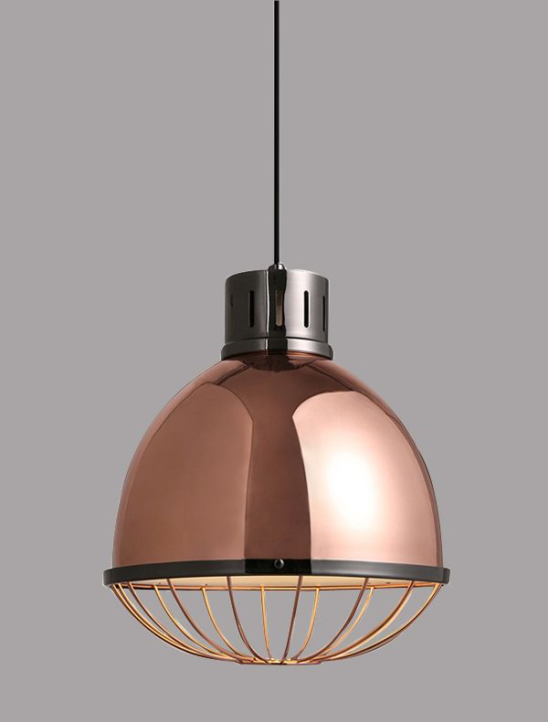 Contemporary Rose Gold Pendant Light Fixture Made In China