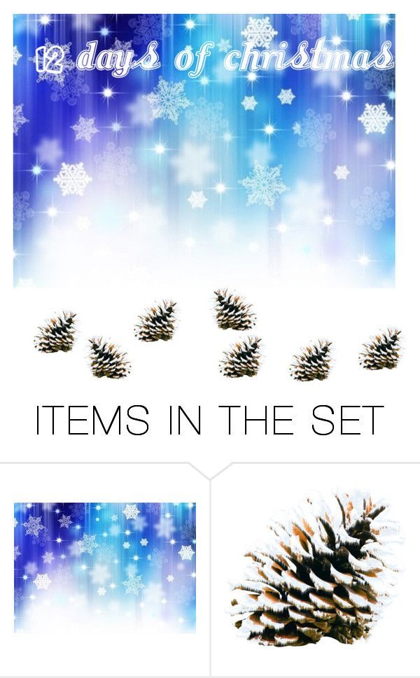 """""""12 days of Christmas starts tomorrow!!!!!RTD"""" by far2awesome4u ❤ liked on Polyvore featuring art"""