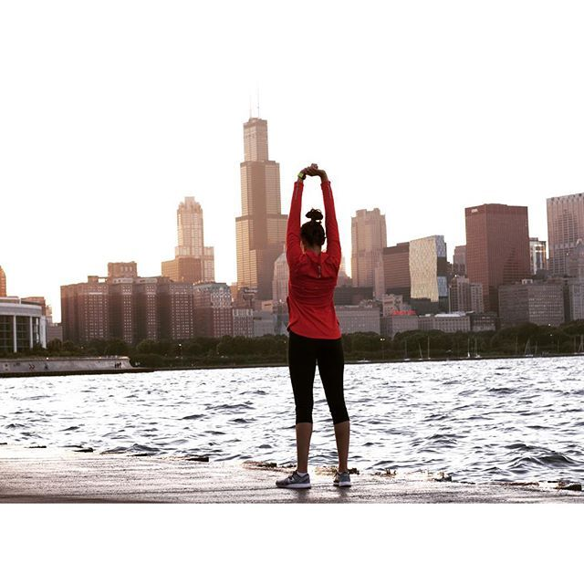 Love Running. Love your city. Love your New Balance! Instagram photo by @nbwomen