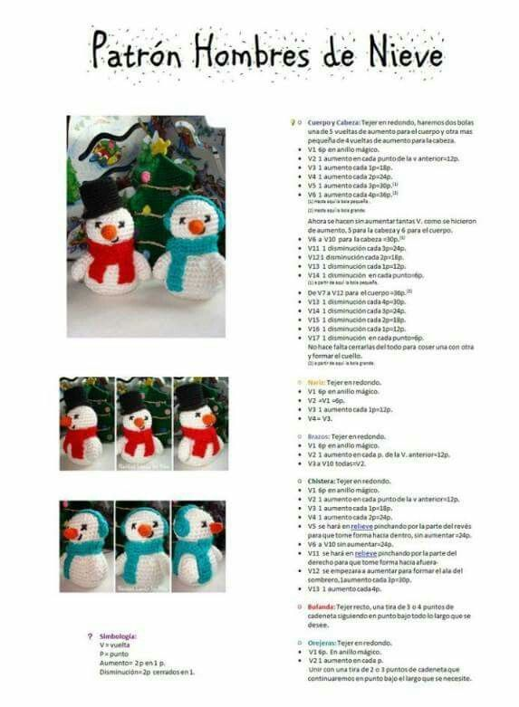 Muñeco de nieve | Costura | Pinterest | Nieve y Costura