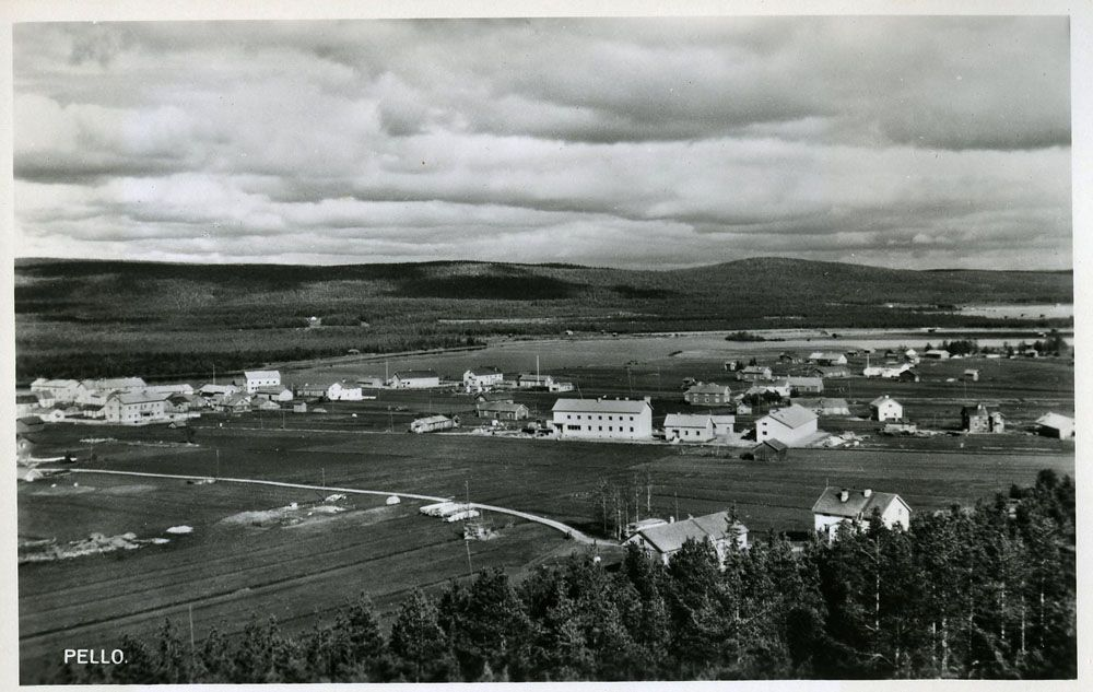 Waaran ja Göranssonien sukua - viikinkien jäljillä: Waarojen maisemaa - Pello
