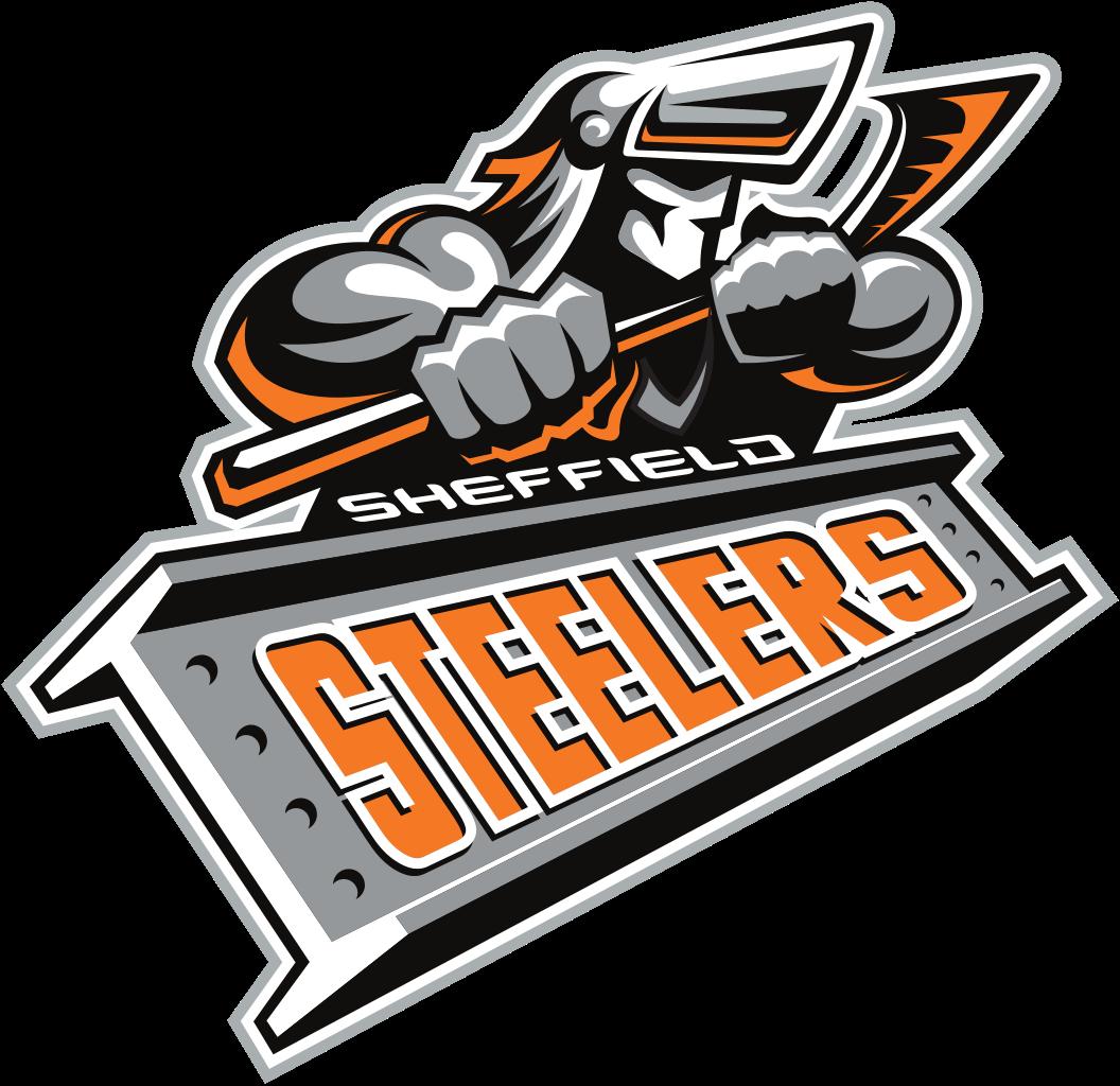 History Sheffield steelers, Hockey logos, Ice hockey players