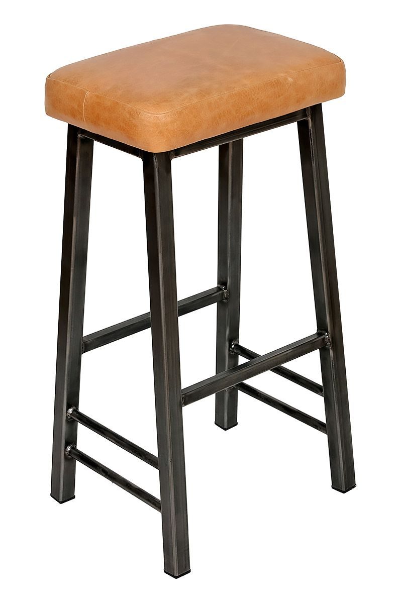 Terrific Steve Hyde Saddle Stool With Leather Seat In 2019 Bar Cjindustries Chair Design For Home Cjindustriesco