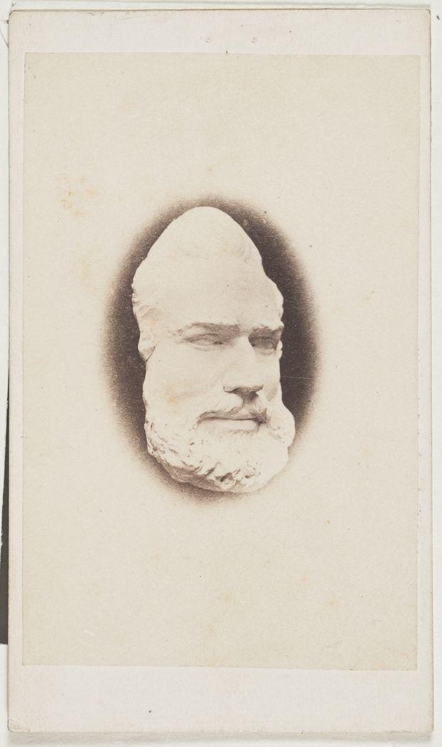 Ludwig Leichhardt, explorer, 8 July 1865 / photographer W. Hetzer's Photographic Studio, 287 George Street, Sydney