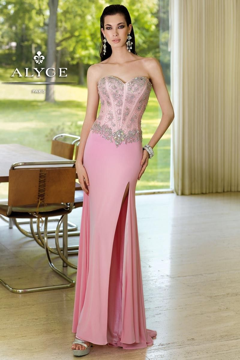 Miss New York USA Crowned Wearing An ALYCE Paris 2013 Prom Dress ...