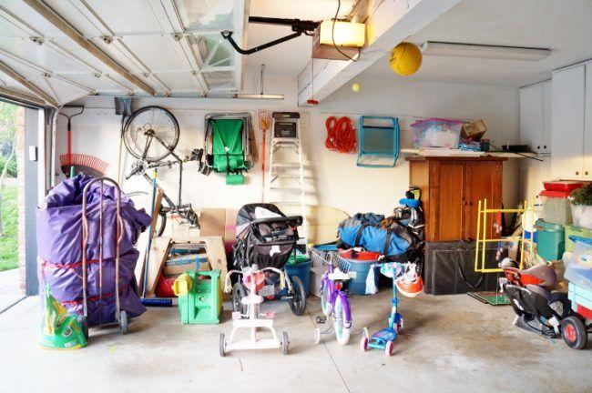 Garage Decluttering 101