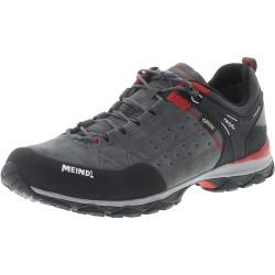 Photo of Meindl Ontario Gtx Red Anthracite Mens Hiking Shoes Meindl