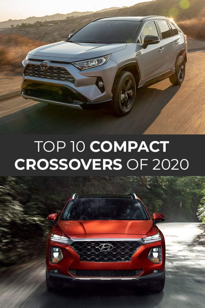 Almost every manufacturer has a great compact crossover on offer. Today we'll look at 10 compact crossovers you should consider when car shopping.