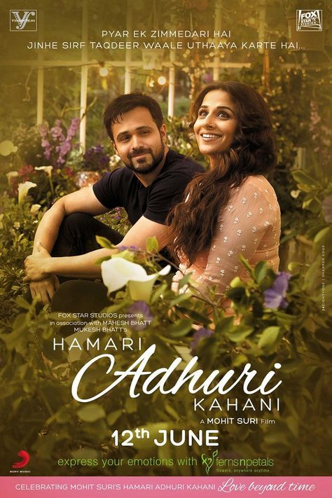 hindi Hamari Adhuri Kahani video free download torrent