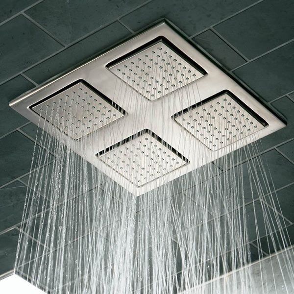 Description Kohler Watertile Rain Overhead Showering Panel Solid