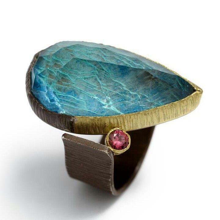 "MARIA FRANTZI-GR JEWELRY ""every piece I make is unique, even when I am working on the same basic design - no two pieces will ever be the same. I strongly believe that jewellery should be unique rather than mass-produced.""  http://www.mariafrantzi.com/"