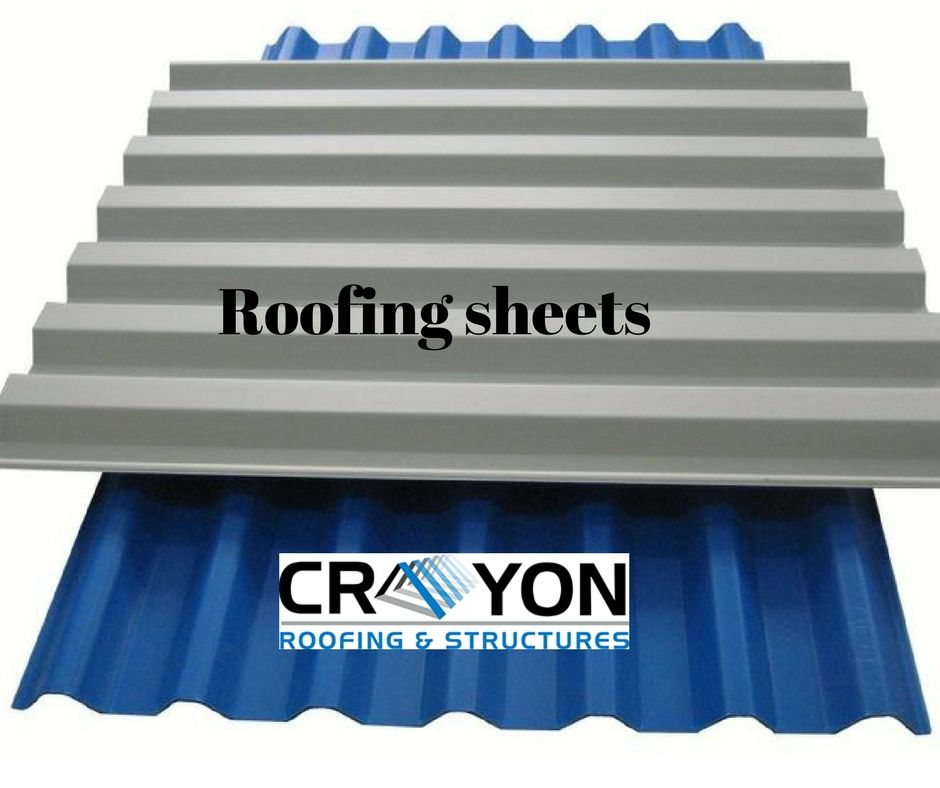 Do You Want To Purchase Durable Roofing Sheets Crayon Roofings Structures Offers The Best Roofing Sheets For Your Requireme Roofing Sheets Roofing Cool Roof