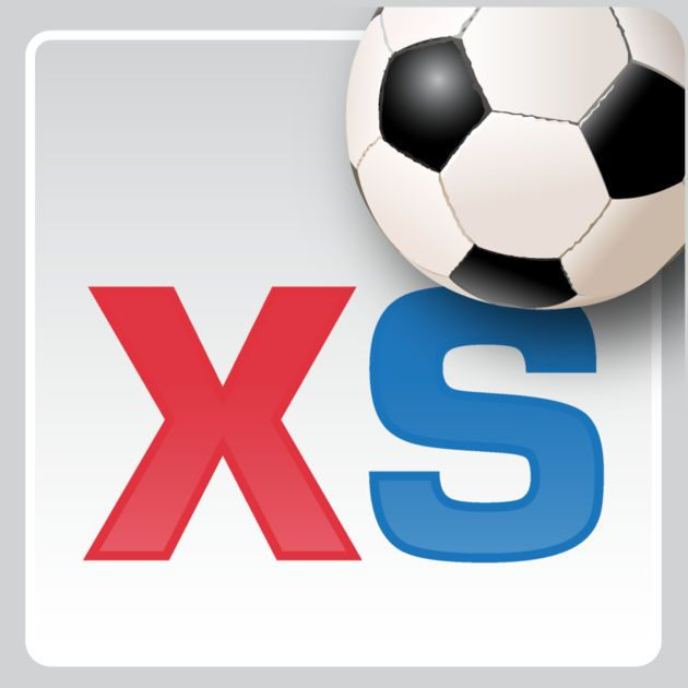 New Ios App Xscores Xscores Com Soccer Ball Itunes App