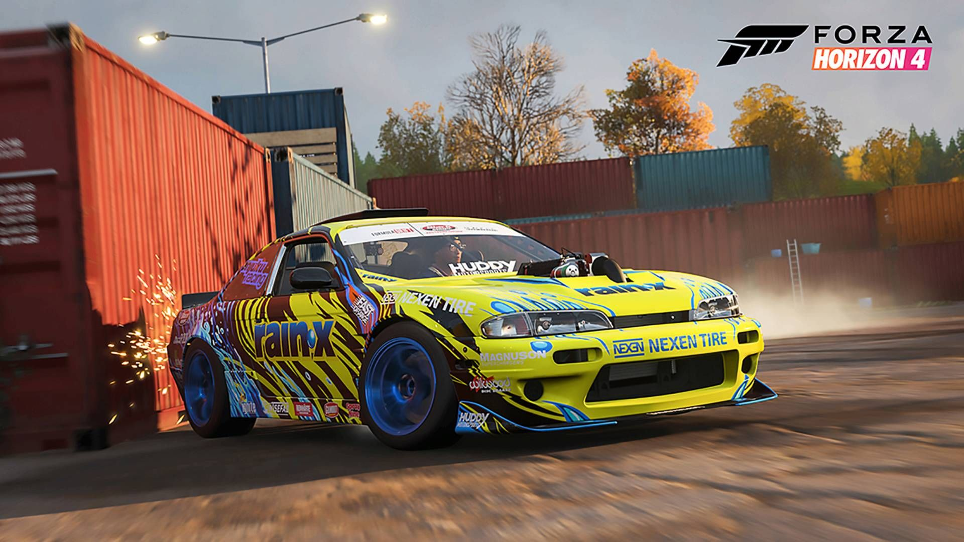 'Forza Horizon 4' Accelerating Away From The Competition