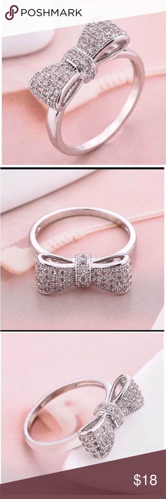 Natural gem stone sterling silver ring BRAND NEW Boutique | My Posh ...
