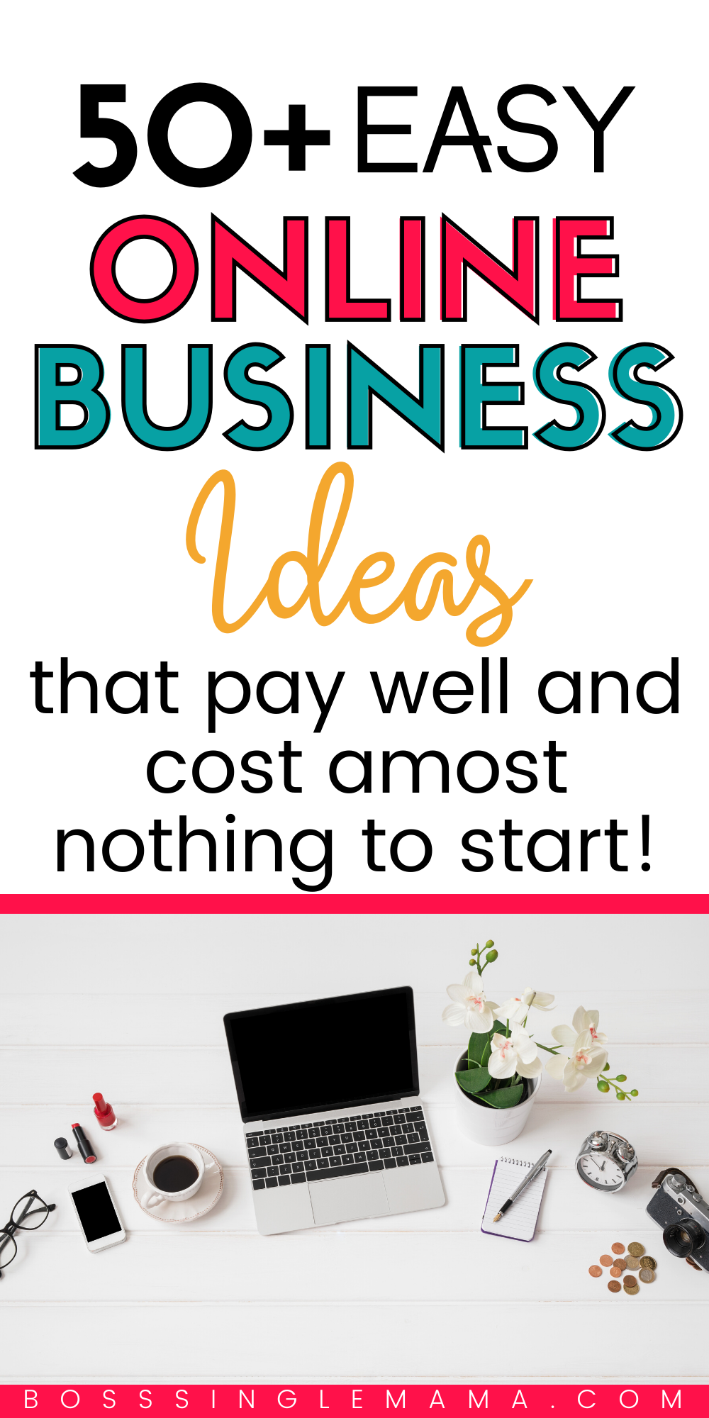 50+ Easy Online Business Ideas for Stay at Home Moms in ...