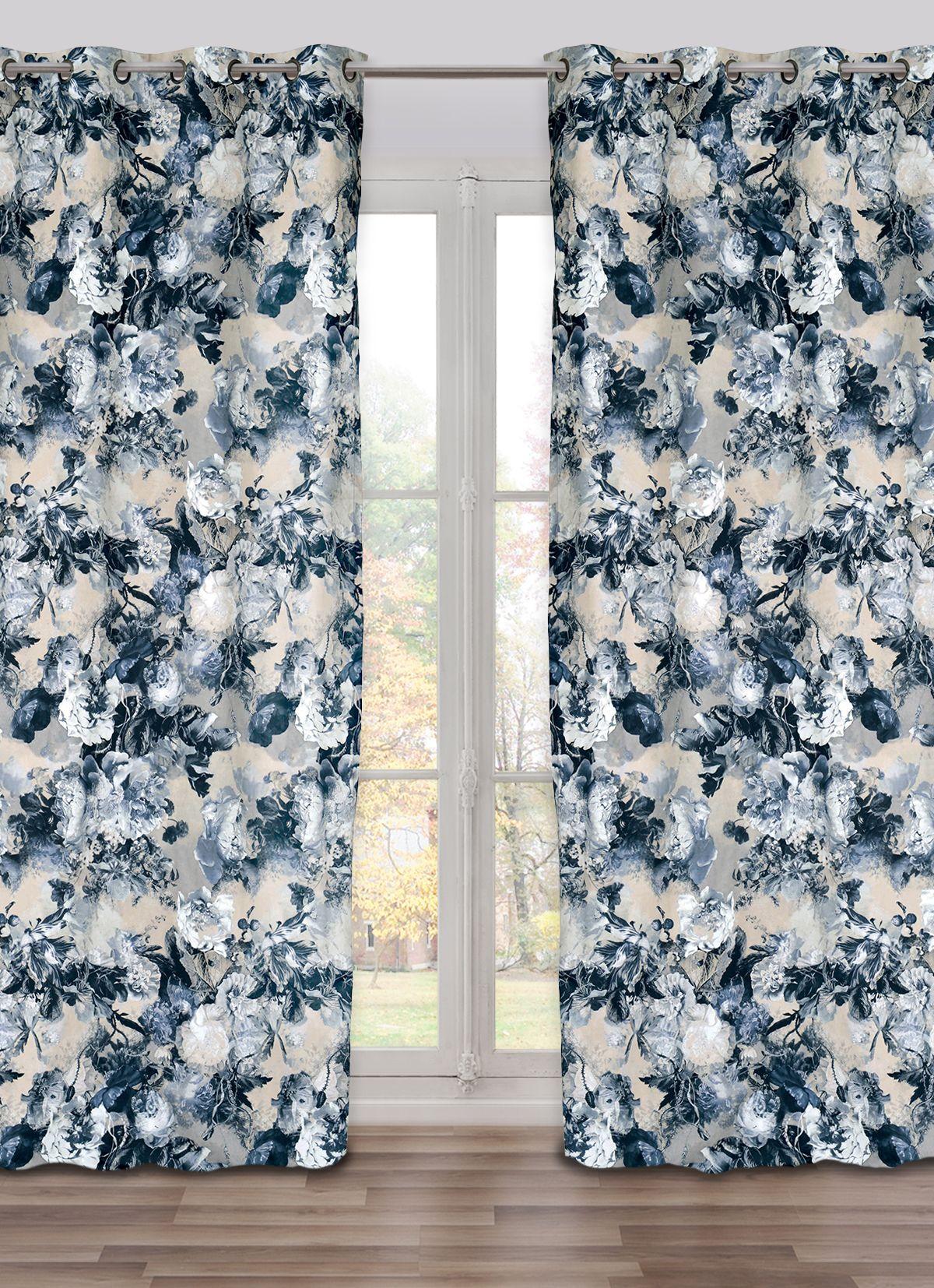 Tissu Jean Paul Gaultier jean paul gaultier - fully lined curtain brasse sable in
