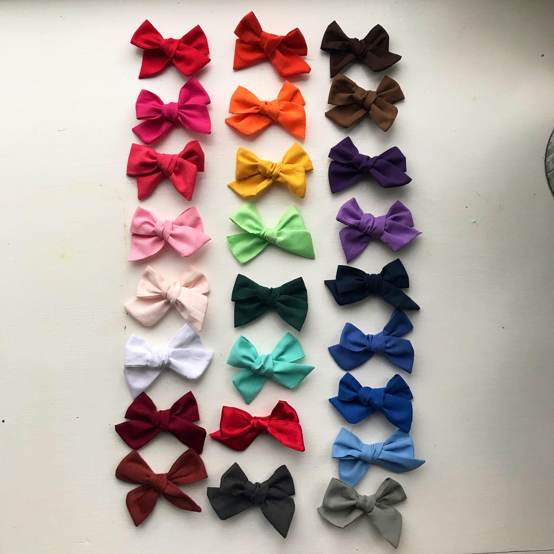Baby girl bow, baby girl headbands, Christmas bows, toddler clips, nylon baby bow, nylon headband, one size #babygirlheadbands