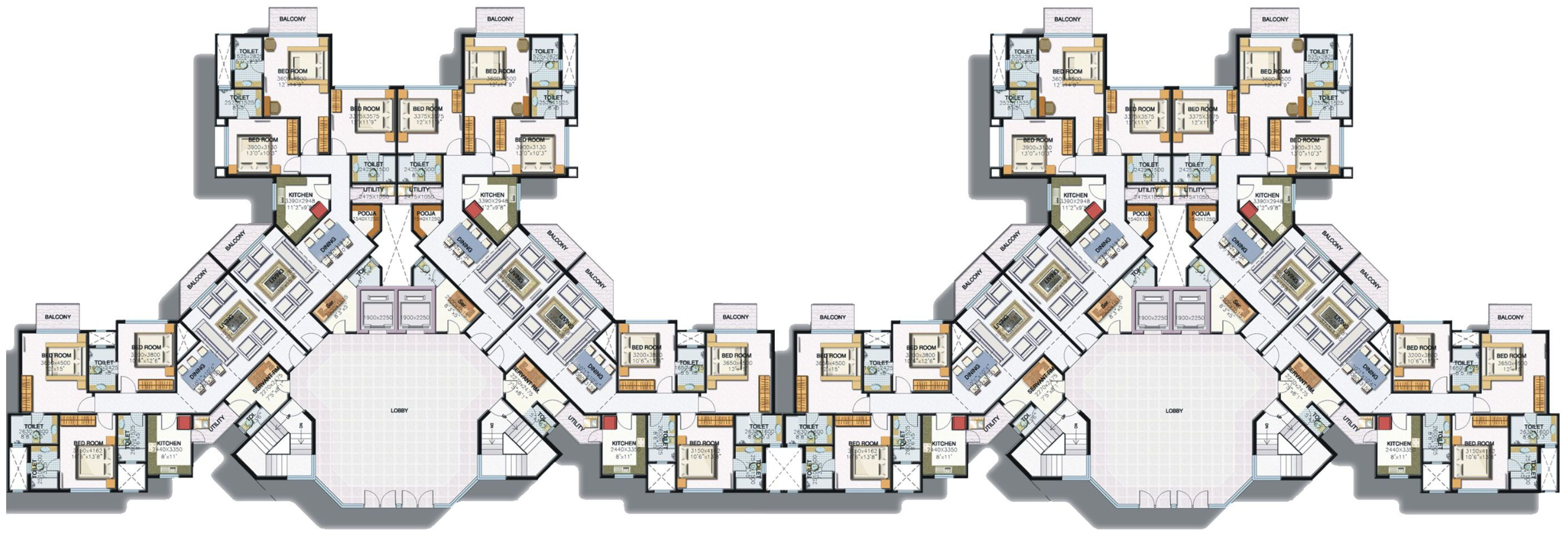 low rise apartment building designs - Tìm với Google | chung cư ...