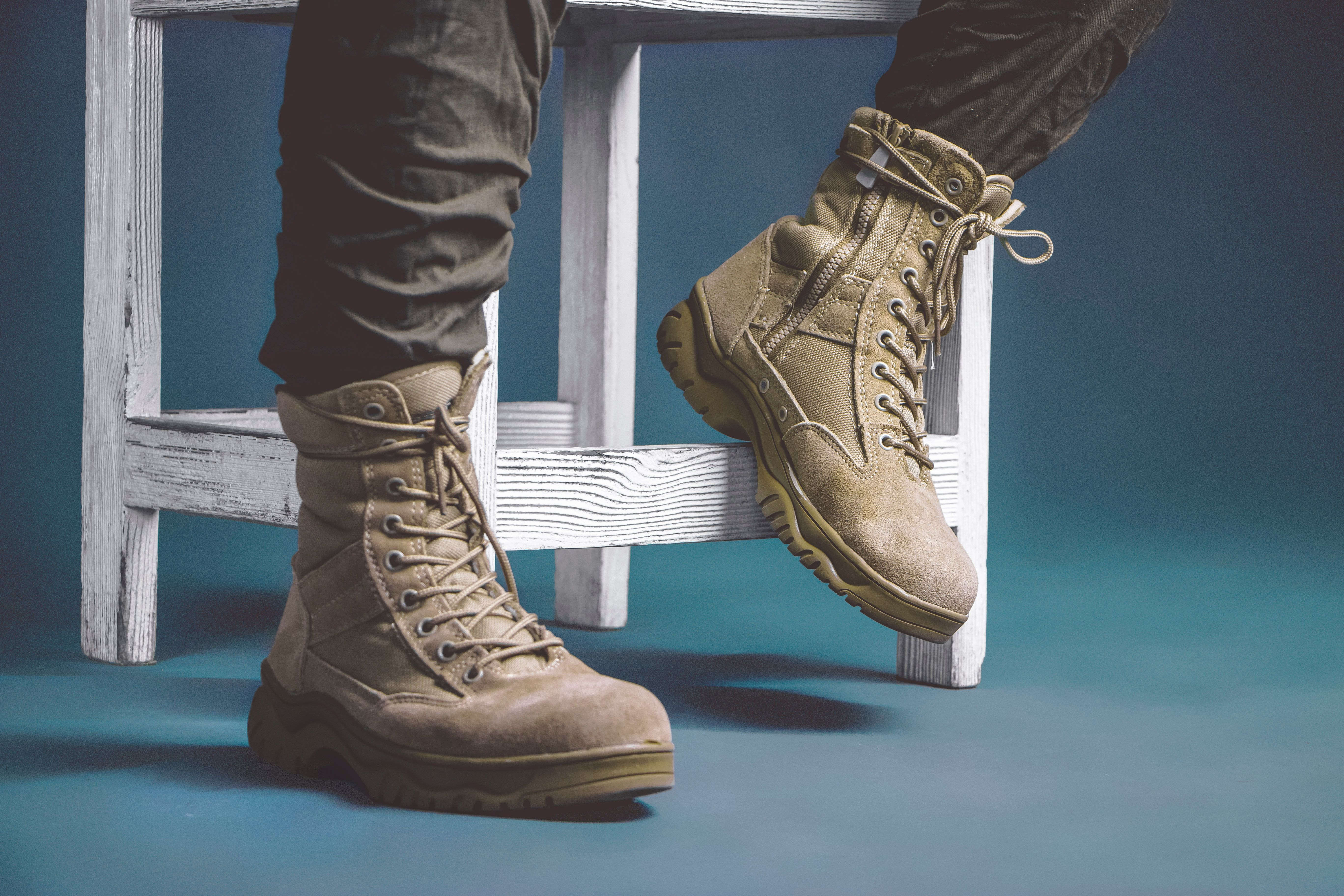 The 7 Best Summer Work Boots Ventilated Breathable Perfect For Hot Weather Sportsly Good Work Boots Combat Boots Summer Work Boots
