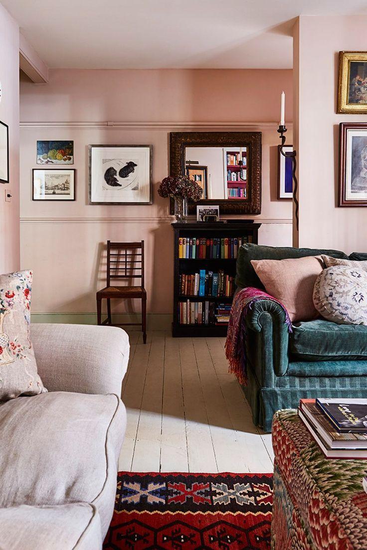 Decor inspiration interior designer octavia dickinson   south london flat also rh pinterest