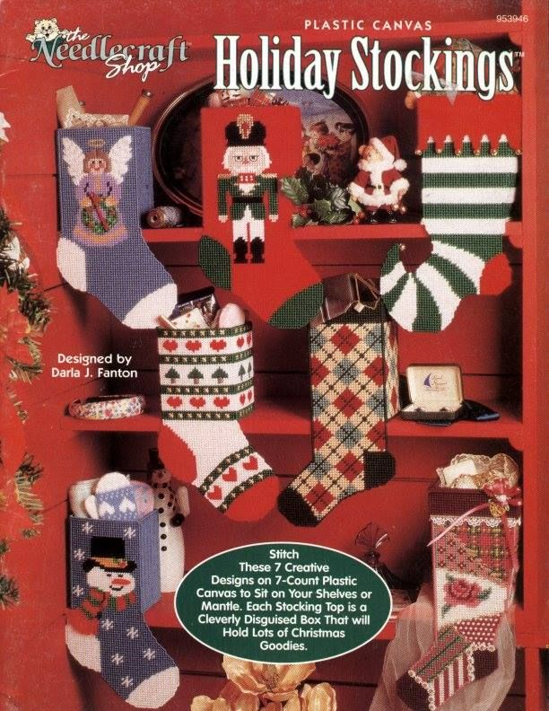 Holiday 953946 Stocking front cover
