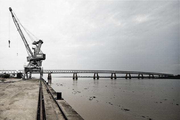 Bidge Over Niger River Onitsha Nigeria Onitsha Bay Bridge How To Plan