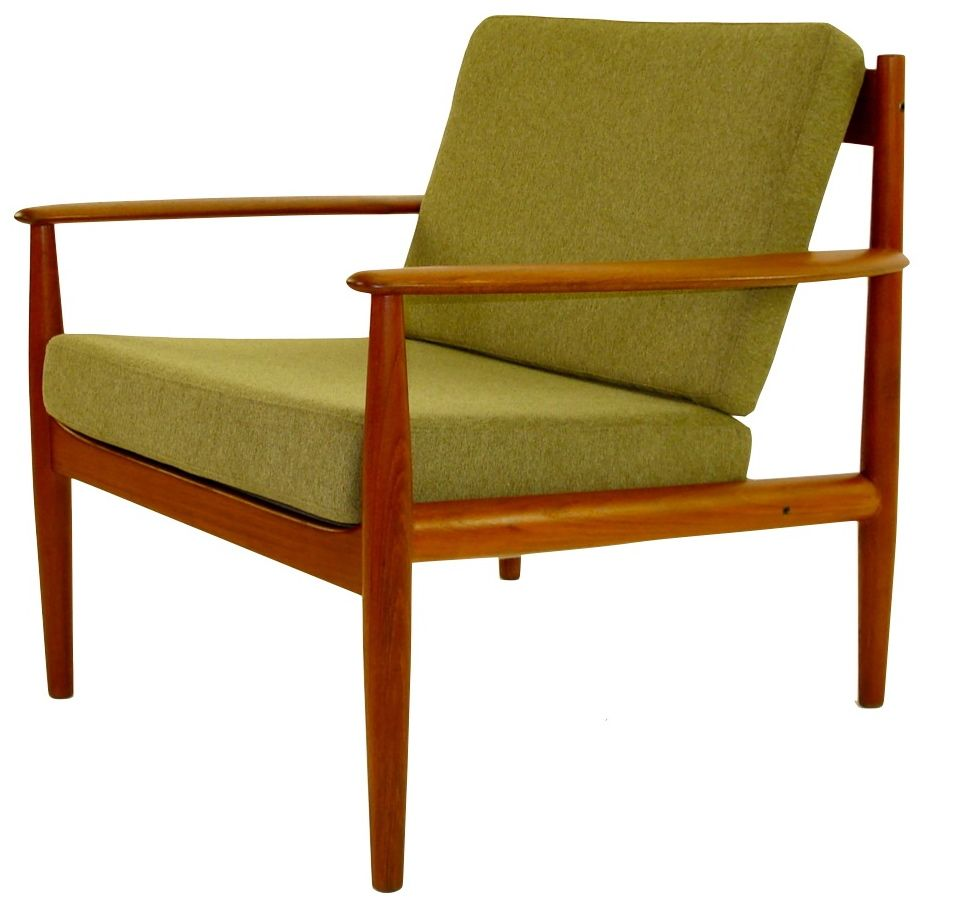 Danish Modern Teak Armchair the many things I want to