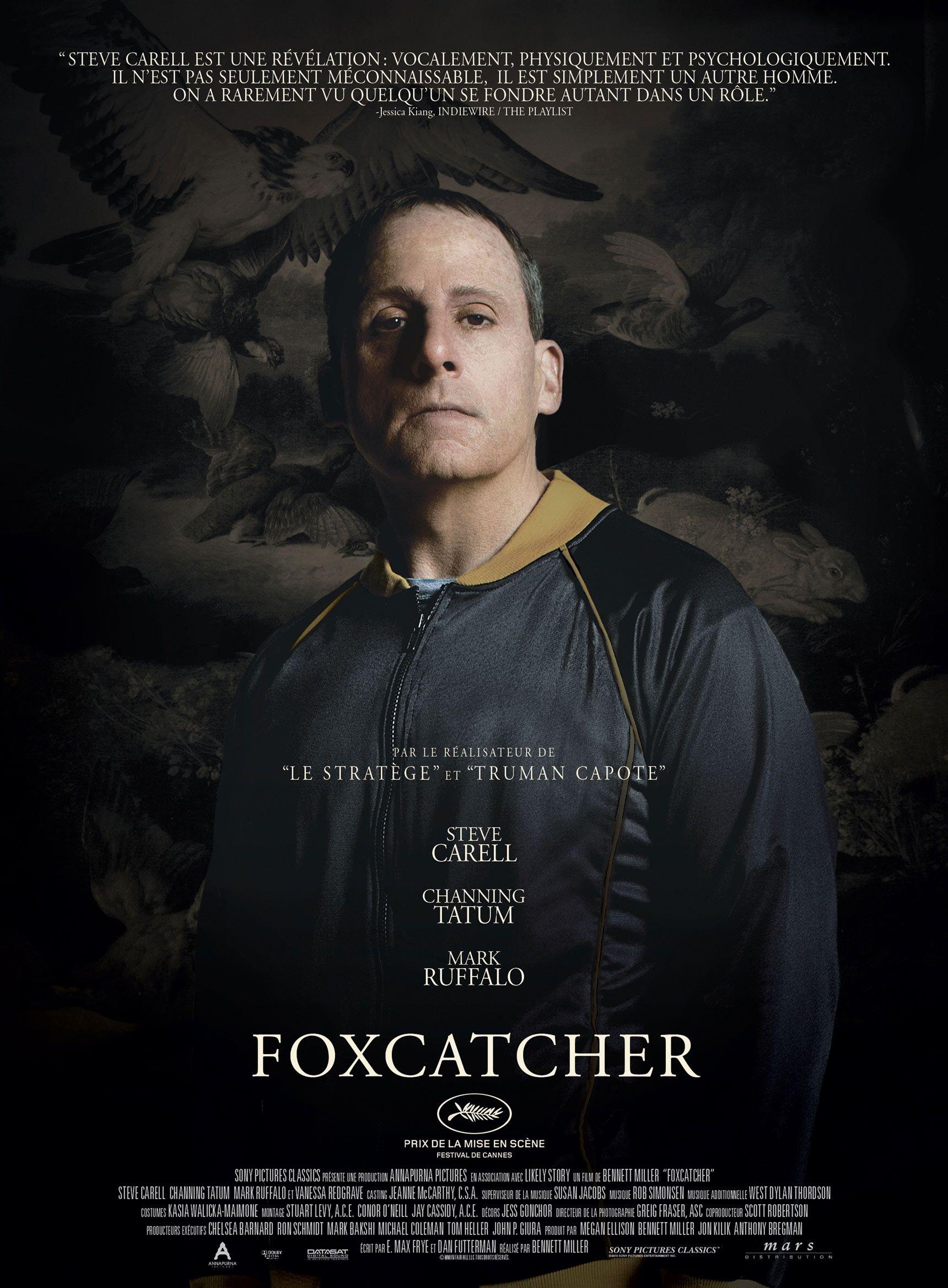 Foxcatcher Stream