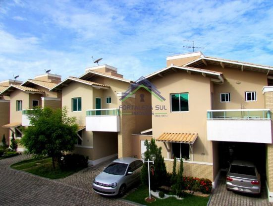 Casa residencial à venda, Sapiranga, Fortaleza. House