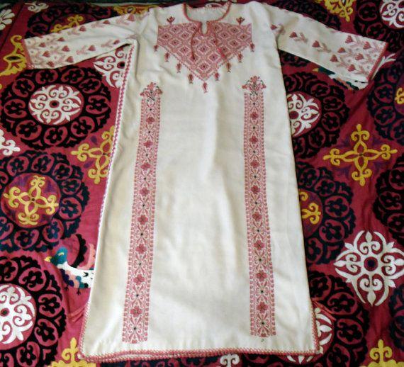 Embroidered Kaftans
