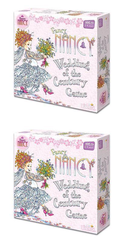 Puzzles 145934 Fancy Nancy Wedding Of The Century Game -\u003e BUY IT - ebay spreadsheet
