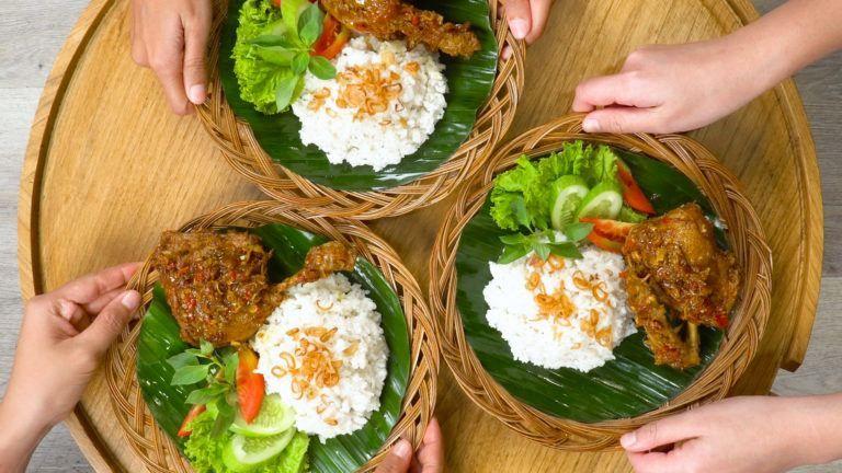 Resep Nasi Bebek Madura Empuk Dan Gurih Masak Apa Hari Ini Resep Makanan Resep Bumbu Dan Rempah