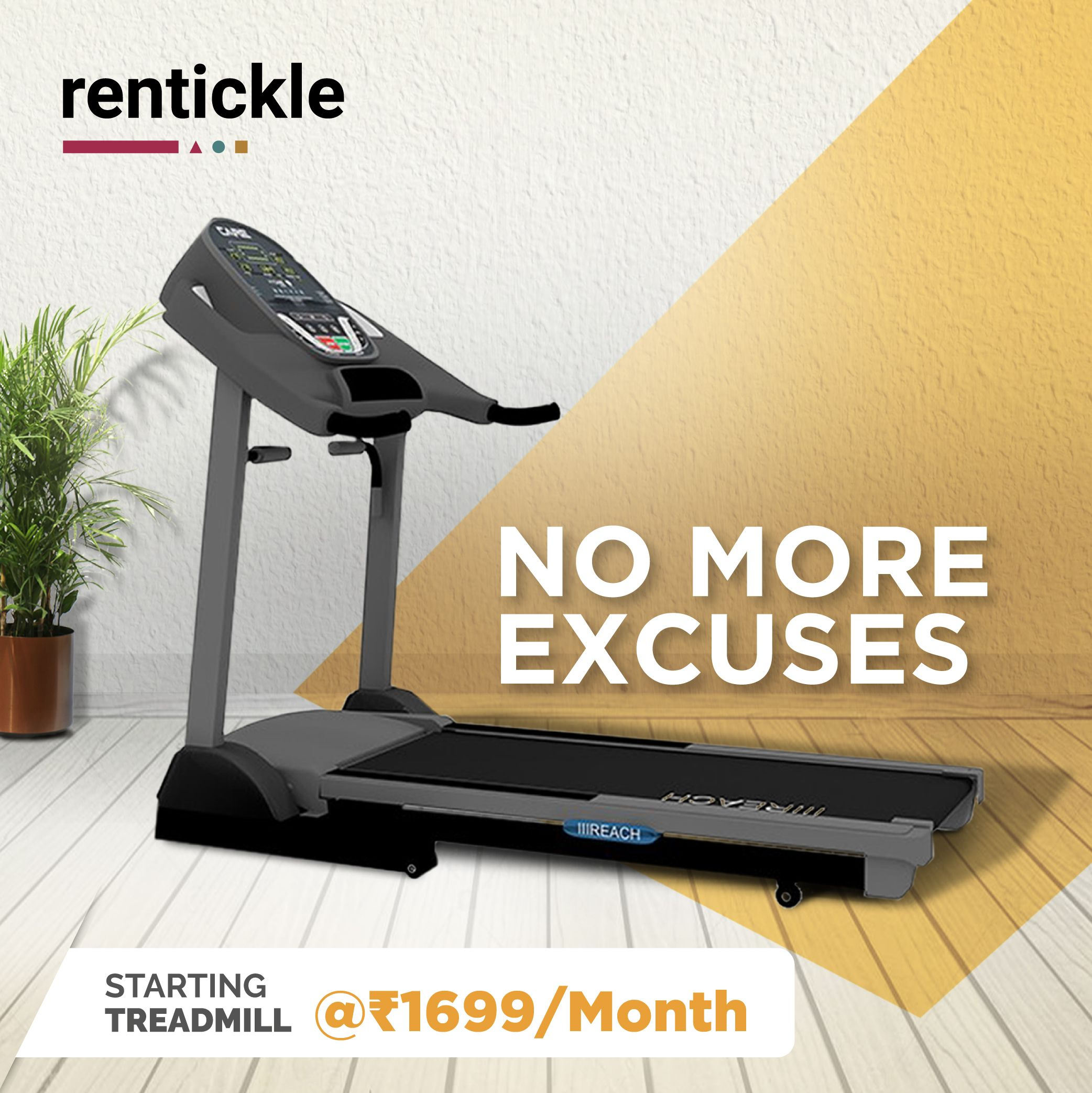 Bring home the best workout partner and start your fitness