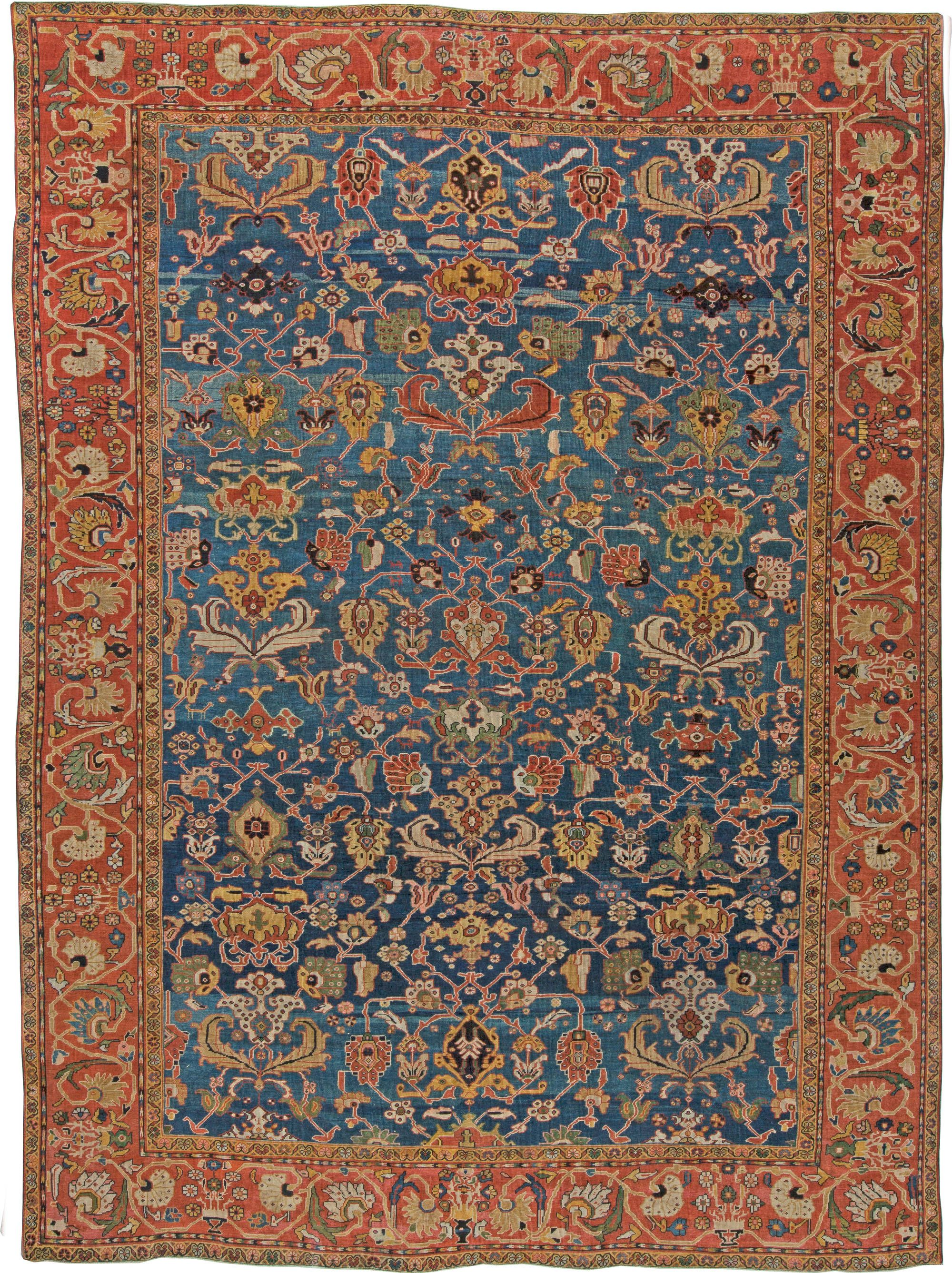 Antique Rug Antique Carpets Antique Persian Rugs Tabriz Rugs
