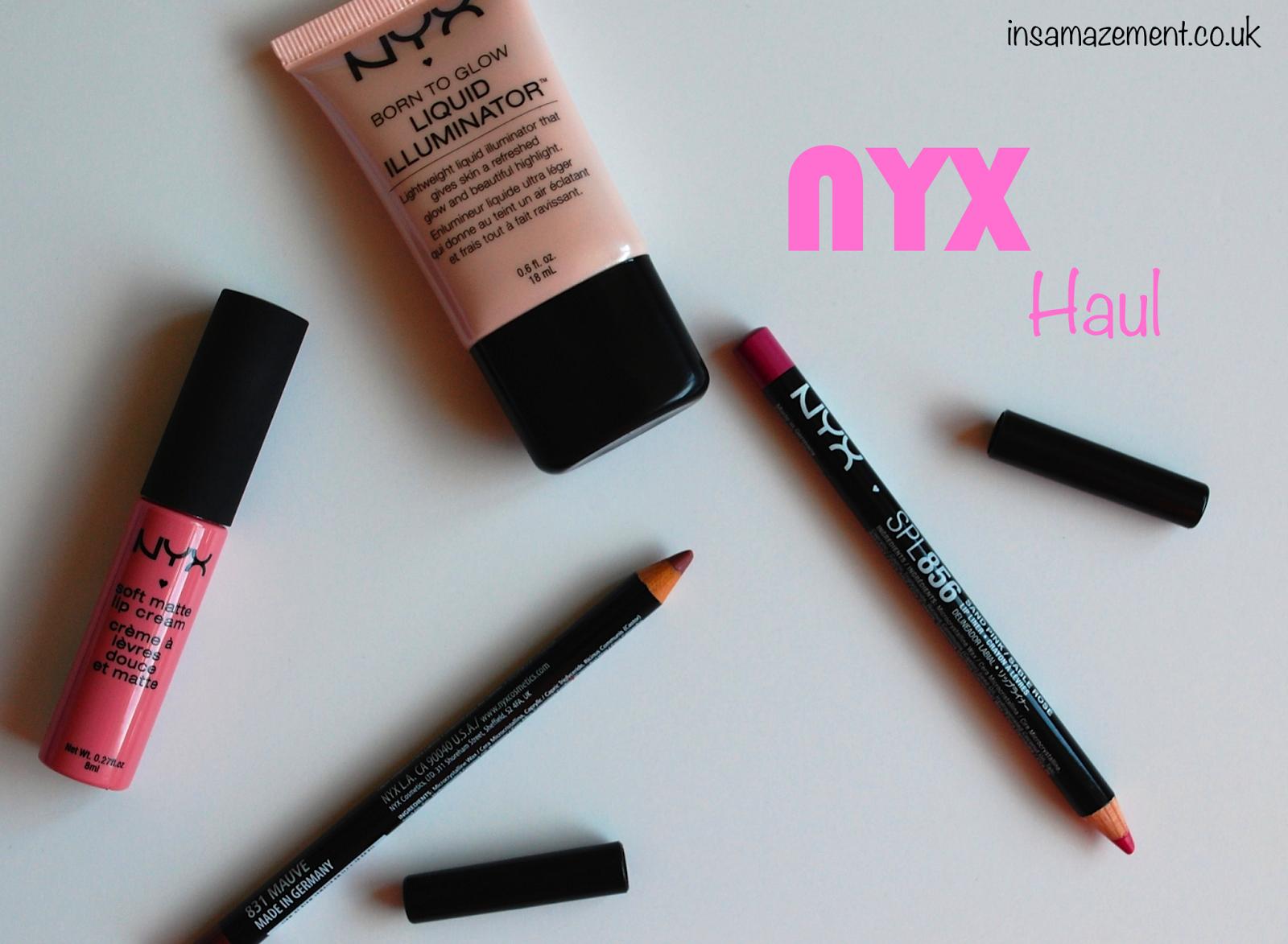 iMats Haul 1 Nyx Cosmetics (With images) Nyx cosmetics