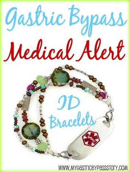 Gastric Byp Medical Alert Id Bracelets Should We Be Wearing One Vsg Surgery