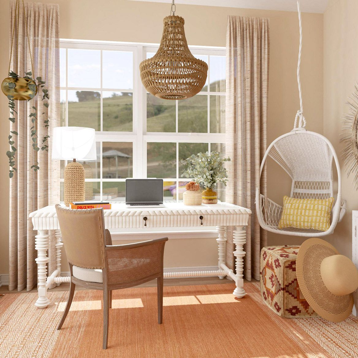 Home Office Design: 8 Ideas For A Productive Work From