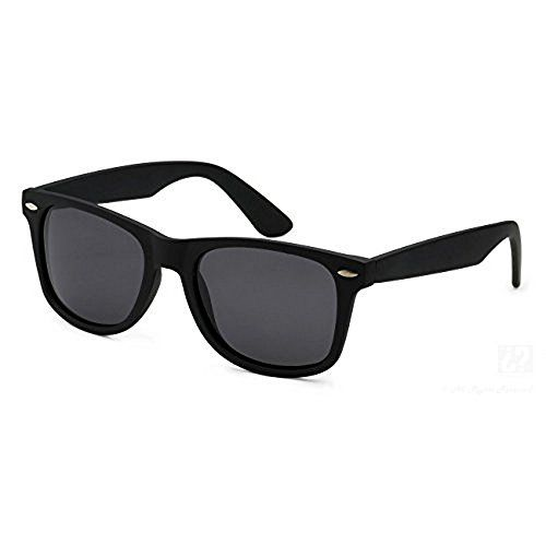 ade8217d7b Polarized Eyewear Retro Style Sunglasses Black Matte     Click image for  more details.(It is Amazon affiliate link)  tagblender