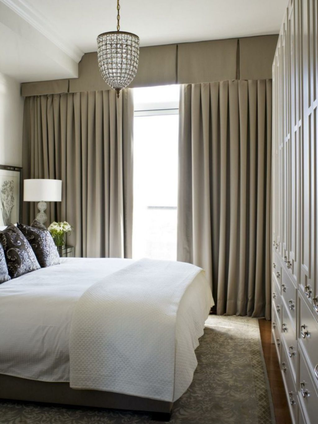Different Types Of Bedroom Valances Small Bedroom Interior
