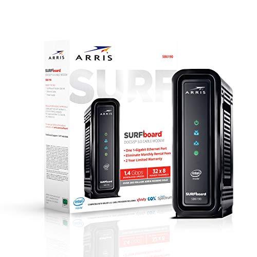 Get huge time warranty on our time warner approved modem