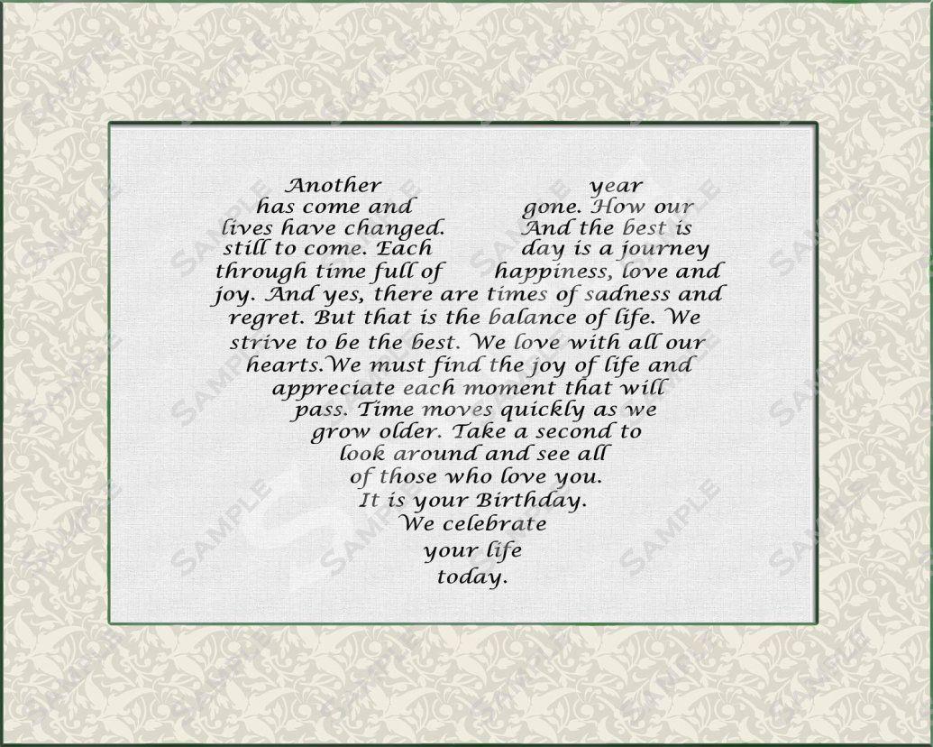75th birthday poems