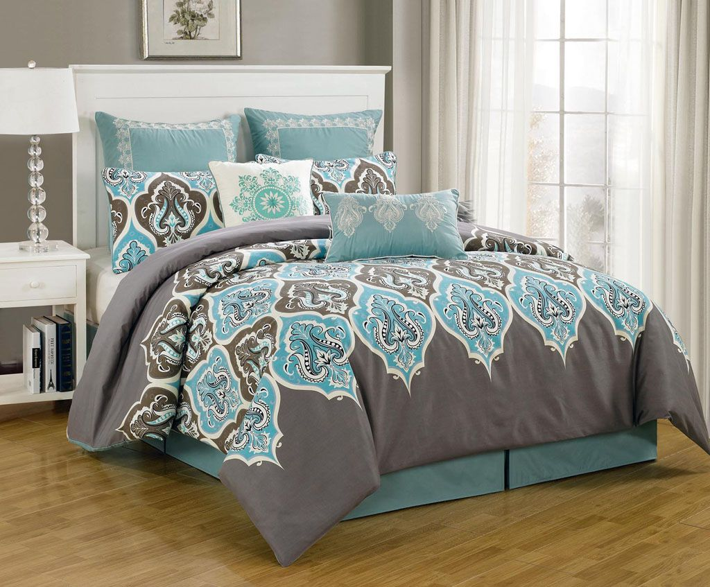 10 Gray And Teal Bedroom Ideas Most of the Brilliant and Stunning images