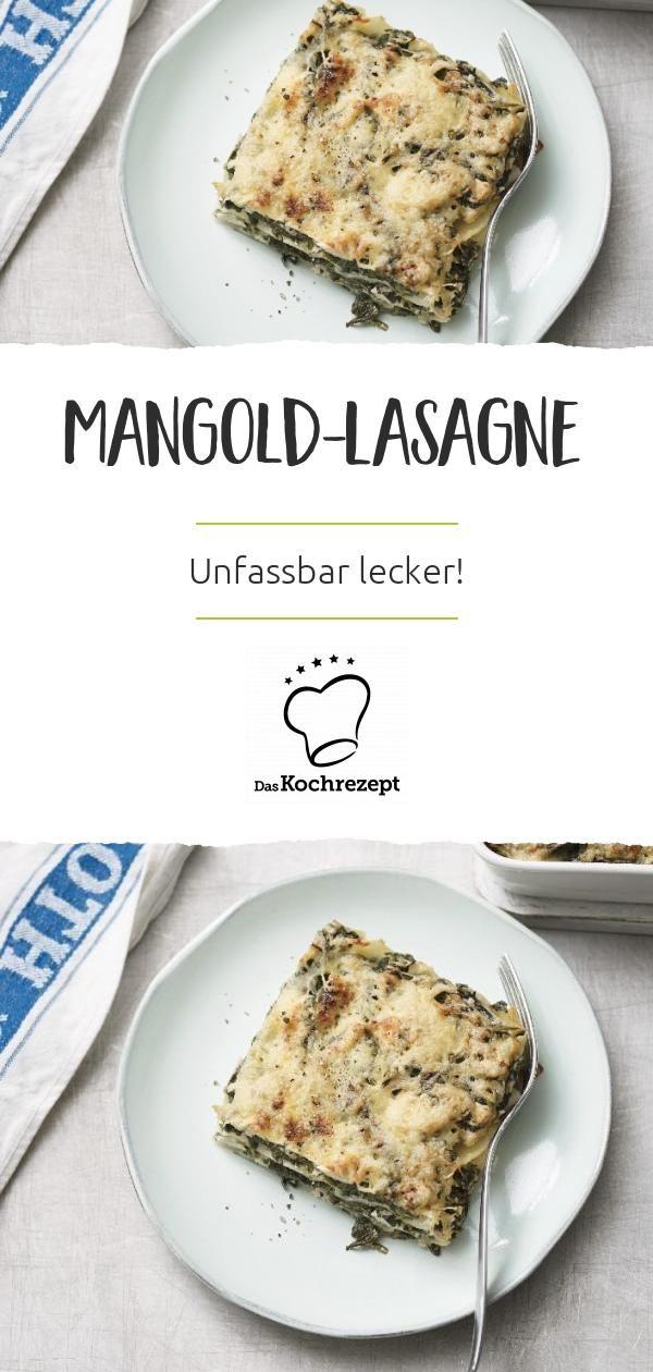 Mangold-Lasagne – Carey&CleanEatingS