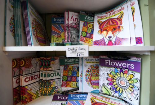 Every Since Prime Art Supply Co In York Got Coloring Books For Adults Its