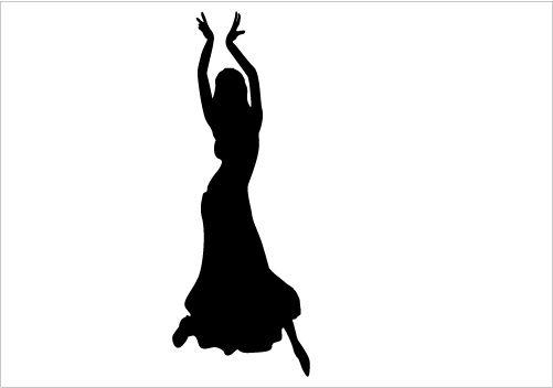Dance Silhouette Graphics Silhouette Graphics   Silhouettegraphics ...