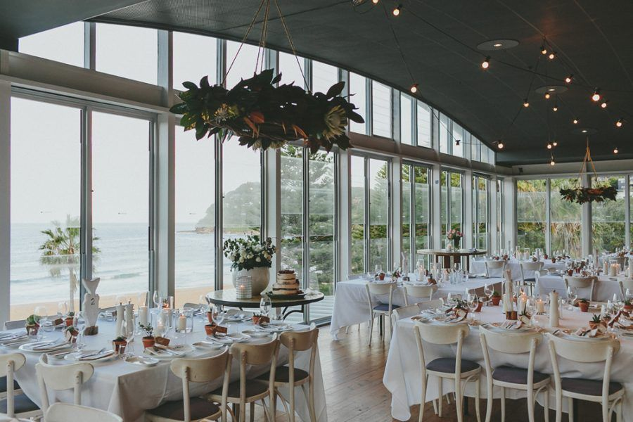 Colourful Wedding At Moby Dicks Whale Beach