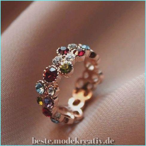 61 anillos elegantes impresionantes para usar en fiestas »Beste.modekreativ.de