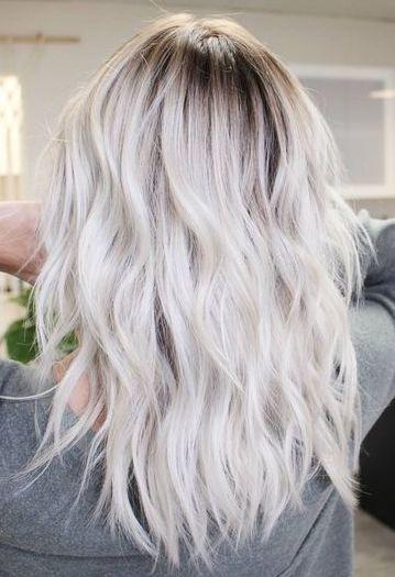 Nice Blonde Hair Blonde Hair Looks Hair Styles Hair Beauty