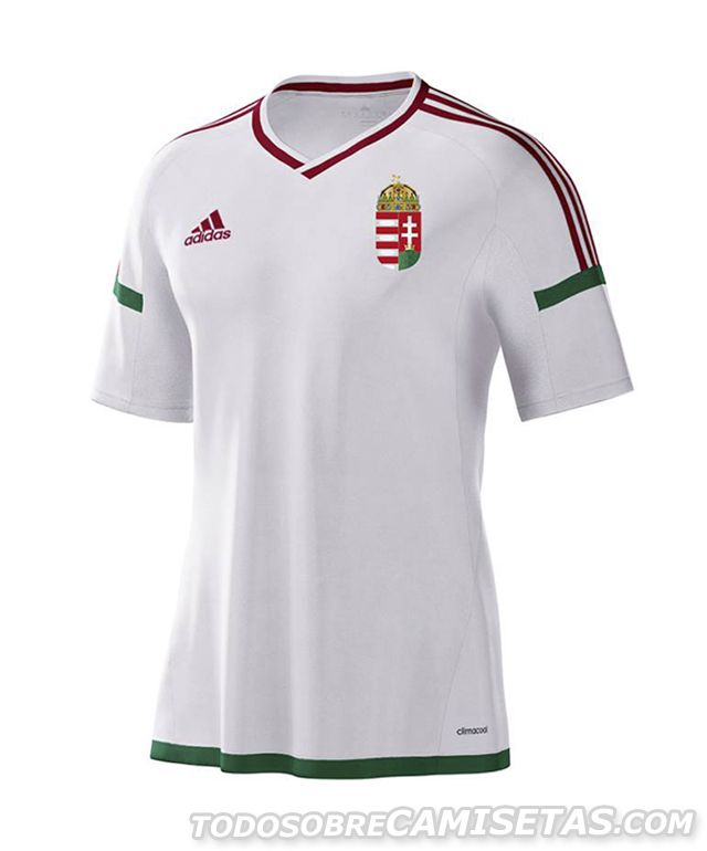 Hungary EURO 2016 Kits by adidas (Fans vote)
